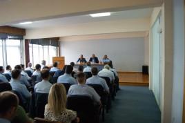 Τζανέτος ΦΙΛΙΠΠΑΚΟΣ - ΕπίσκεψηΤζανέτου ΦΙΛΙΠΠΑΚΟΥ, στην Γενική Περιφερειακή Αστυνομική Διεύθυνση Ηπείρου(8)