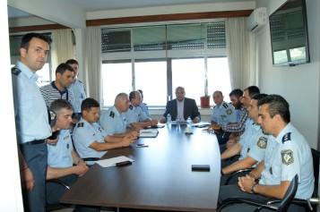 Τζανέτος ΦΙΛΙΠΠΑΚΟΣ - ΕπίσκεψηΤζανέτου ΦΙΛΙΠΠΑΚΟΥ, στην Γενική Περιφερειακή Αστυνομική Διεύθυνση Ηπείρου(9)
