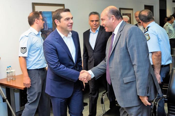 Τζανέτος ΦΙΛΙΠΠΑΚΟΣ - Πρωθυπουργός Αλέξης Τσίπρας 1