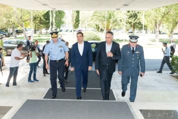 Τζανέτος ΦΙΛΙΠΠΑΚΟΣ - Πρωθυπουργός Αλέξης Τσίπρας 2