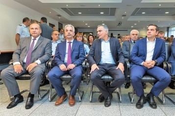 Τζανέτος ΦΙΛΙΠΠΑΚΟΣ - Πρωθυπουργός Αλέξης Τσίπρας 3