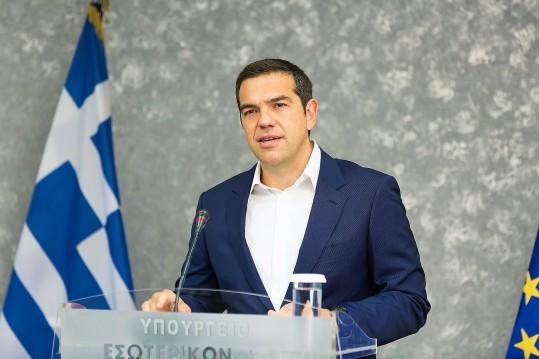 Τζανέτος ΦΙΛΙΠΠΑΚΟΣ - Πρωθυπουργός Αλέξης Τσίπρας 5