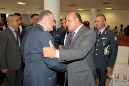 Τζανέτος ΦΙΛΙΠΠΑΚΟΣ -Τελετή παράδοσης - παραλαβής Αρχηγίας Ελληνικής Αστυνομίας (5)