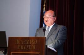 Τζανέτος ΦΙΛΙΠΠΑΚΟΣ - Ενημερωτική Ημερίδα της Ελληνικής Αστυνομίας (5)