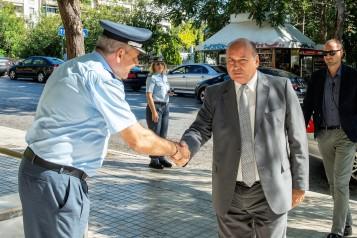Τζανέτος ΦΙΛΙΠΠΑΚΟΣ - Ενημερωτική Ημερίδα της Ελληνικής Αστυνομίας (2)