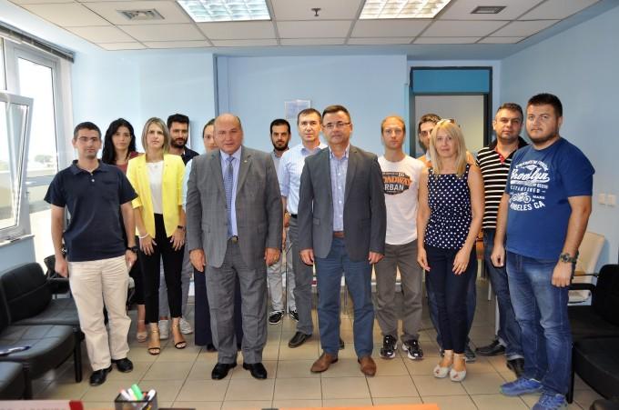 Τζανέτος ΦΙΛΙΠΠΑΚΟΣ - Επίσκεψη σε Δομές Φιλοξενίας στην Βόρεια Ελλάδα (1)