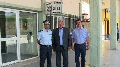 Τζανέτος ΦΙΛΙΠΠΑΚΟΣ - Επίσκεψη σε Δομές Φιλοξενίας στην Βόρεια Ελλάδα (3)