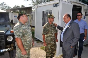 Τζανέτος ΦΙΛΙΠΠΑΚΟΣ - Επίσκεψη σε Δομές Φιλοξενίας στην Βόρεια Ελλάδα (6)