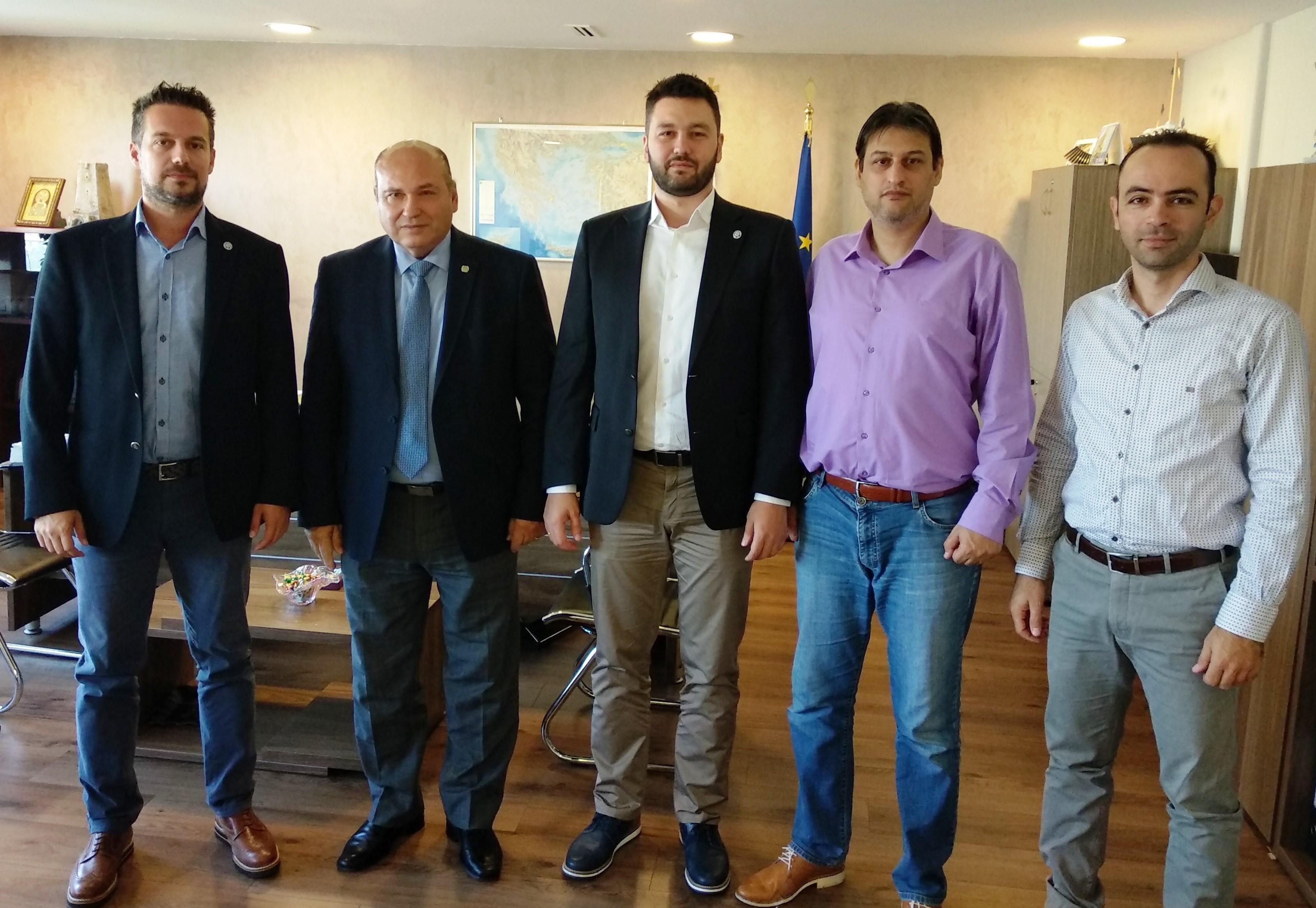 Τζανέτος ΦΙΛΙΠΠΑΚΟΣ - Πρόεδρο της Αθλητικής Ένωσης Αστυνομικών Ελλάδος