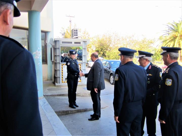 Τζανέτος ΦΙΛΙΠΠΑΚΟΣ - Συναντήση με υπηρεσιακούς παράγοντες της Ελληνικής Αστυνομίας και του Λιμενικού Σώματος – Ελληνικής Ακτοφυλακής(4)