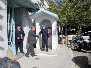 Τζανέτος ΦΙΛΙΠΠΑΚΟΣ - Συναντήση με υπηρεσιακούς παράγοντες της Ελληνικής Αστυνομίας και του Λιμενικού Σώματος – Ελληνικής Ακτοφυλακής(6)