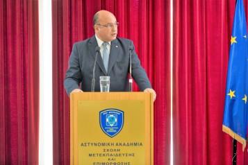 Τζανέτος ΦΙΛΙΠΠΑΚΟΣ - Σχολής Μετεκπαίδευσης και Επιμόρφωσης της Αστυνομικής Ακαδημίας (5)